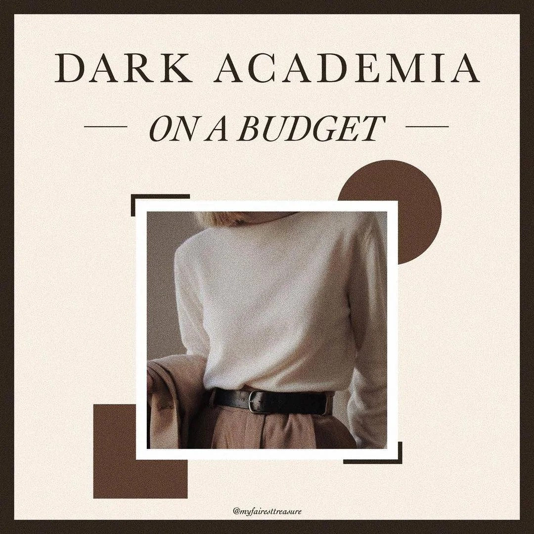 Dark Academia: style, books, and the rest of must-know things! 11
