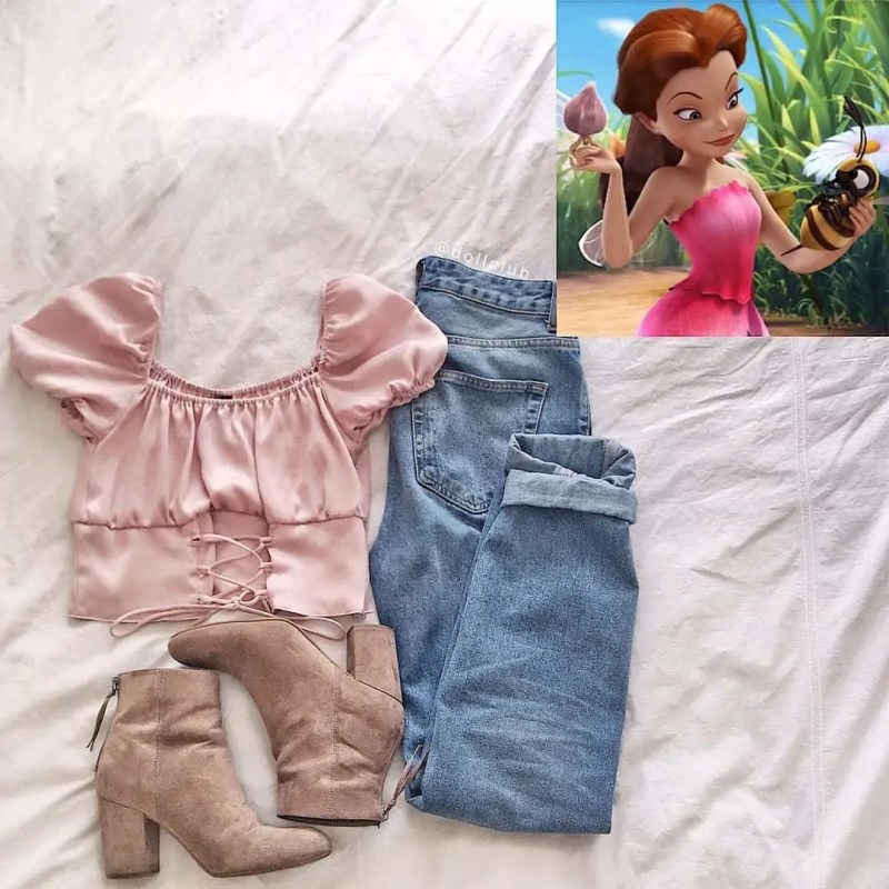 30+ Outfits Inspired by Disney that you have to see! 75