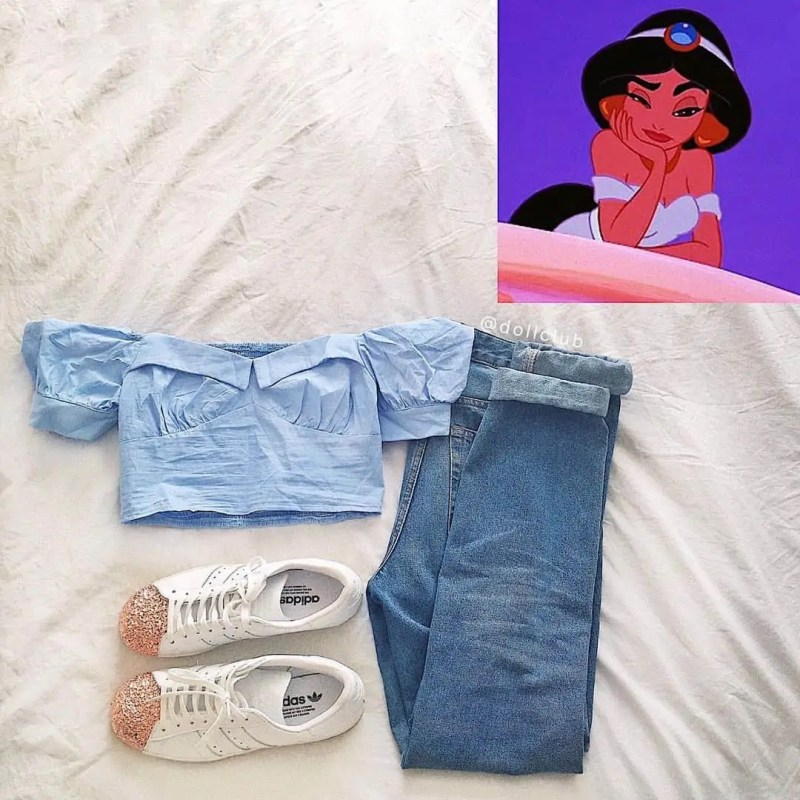 30+ Outfits Inspired by Disney that you have to see! 43