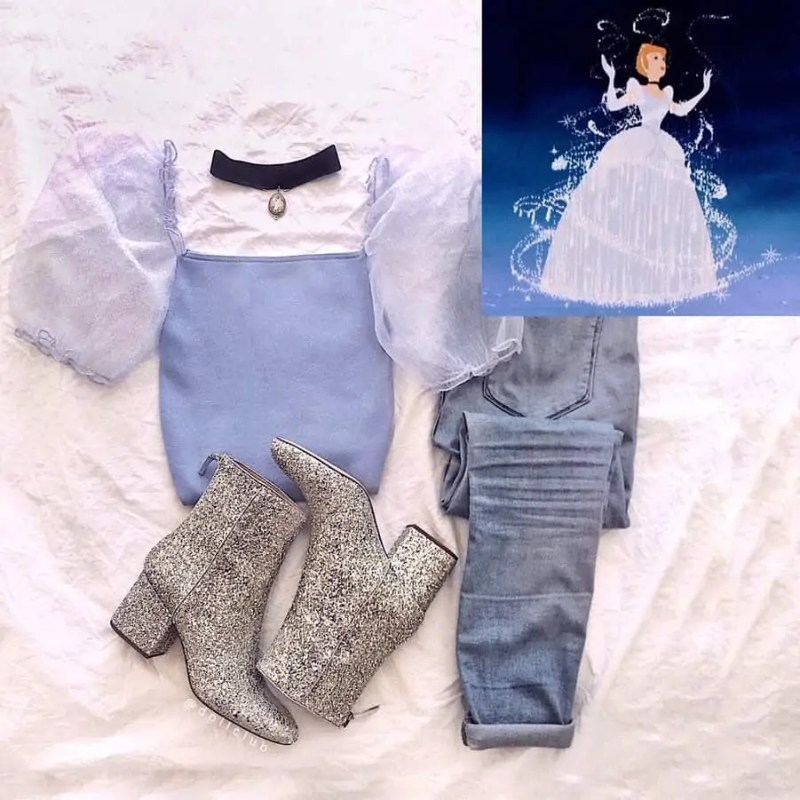 30+ Outfits Inspired by Disney that you have to see! 13
