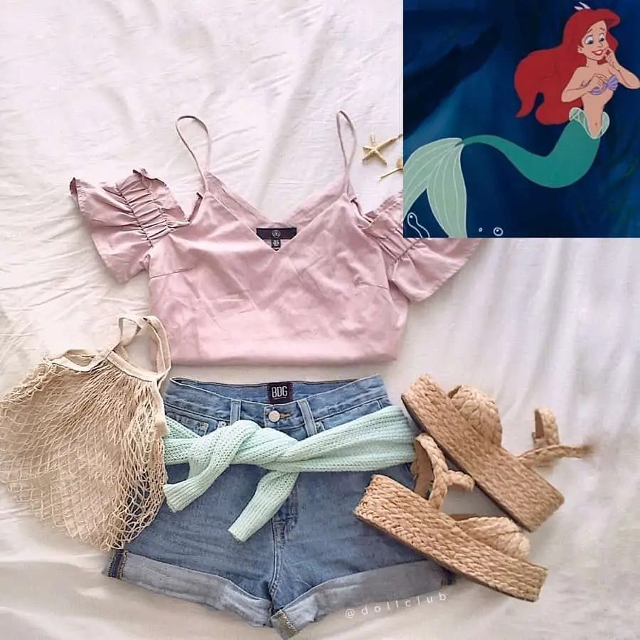 30+ Outfits Inspired by Disney that you have to see! 49