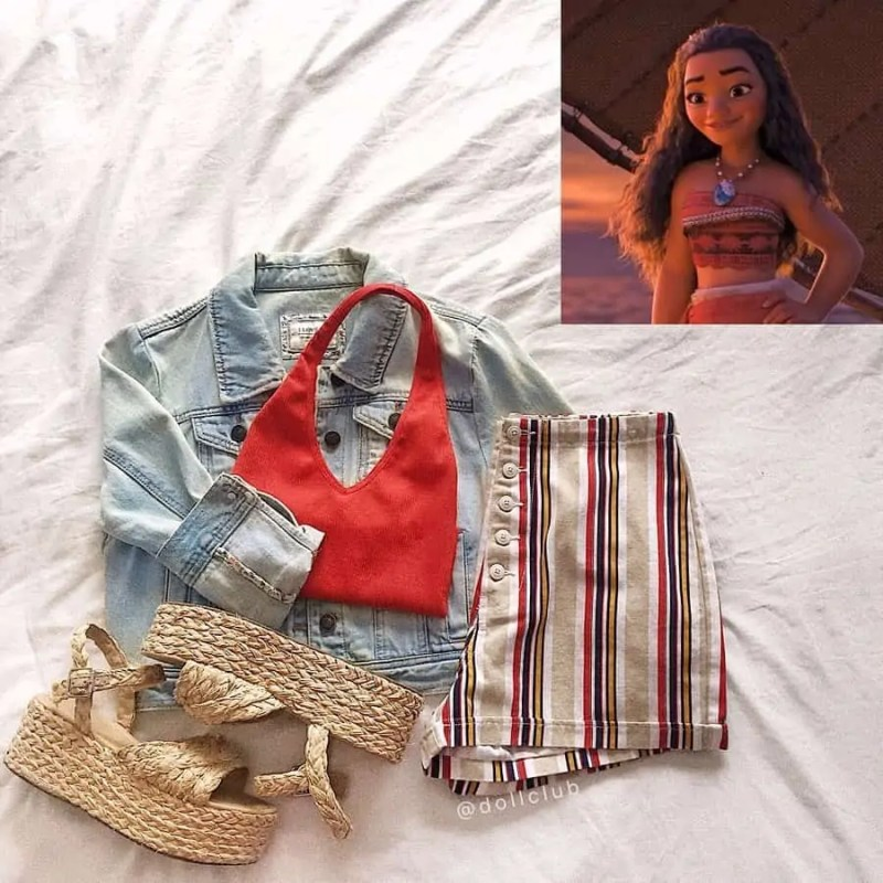 30+ Outfits Inspired by Disney that you have to see! 61