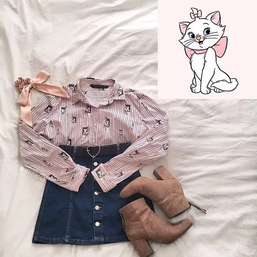 30+ Outfits Inspired by Disney that you have to see! 101