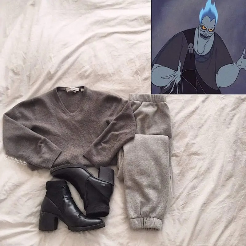 30+ Outfits Inspired by Disney that you have to see! 41