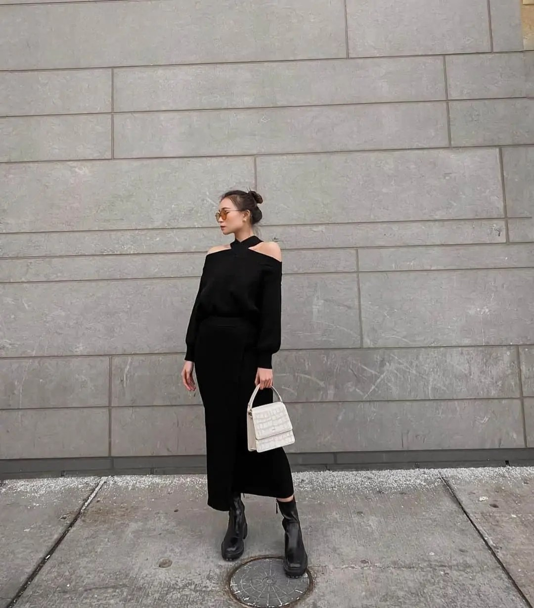 All black outfit ideas that you have to see - ultimate inspo guide 191