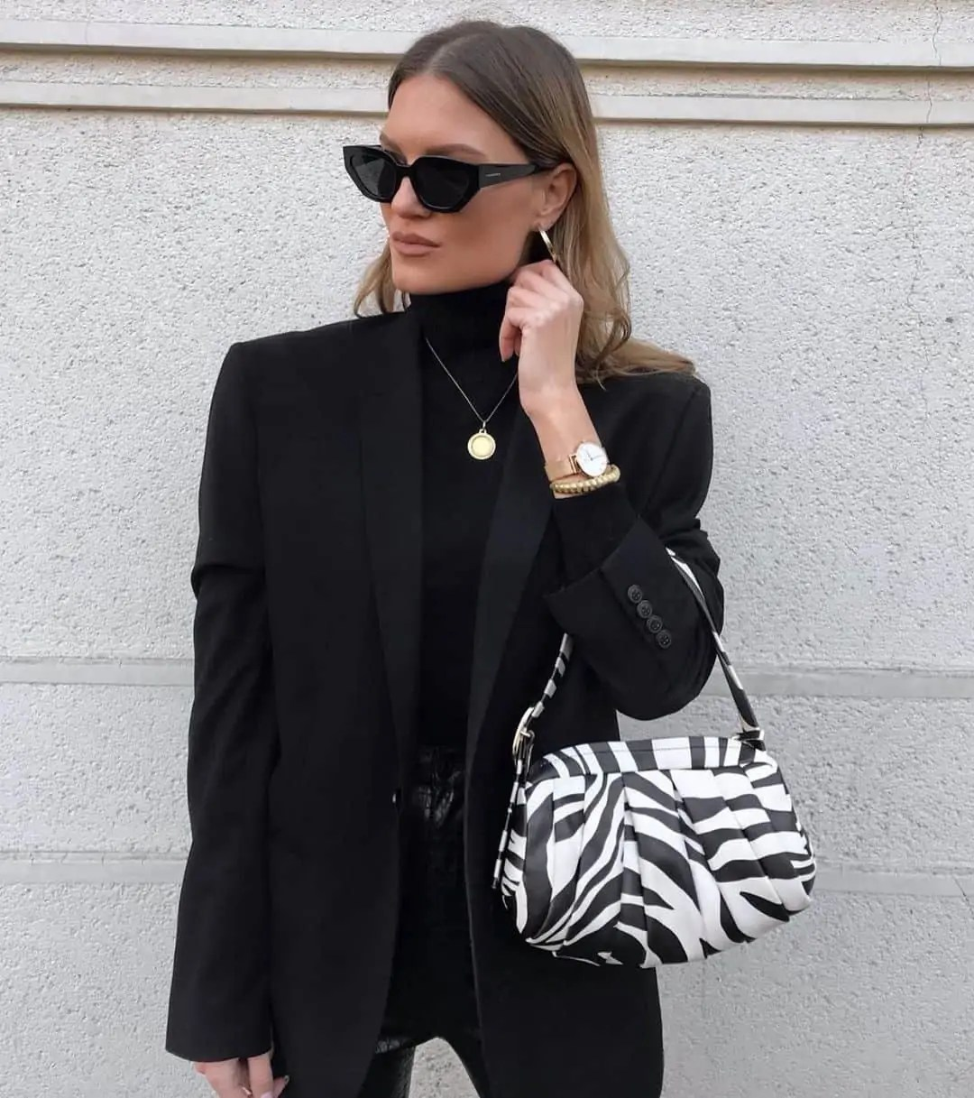 All black outfit ideas that you have to see - ultimate inspo guide 771