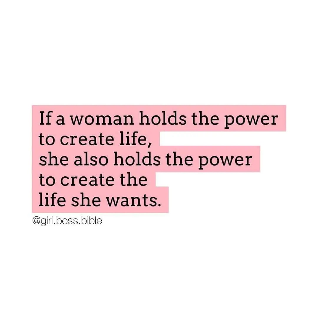100+ Female Boss Babe Empowerment Quotes 141
