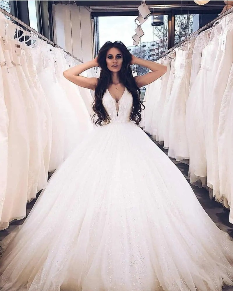 Beautiful Gowns that will Inspire you 15