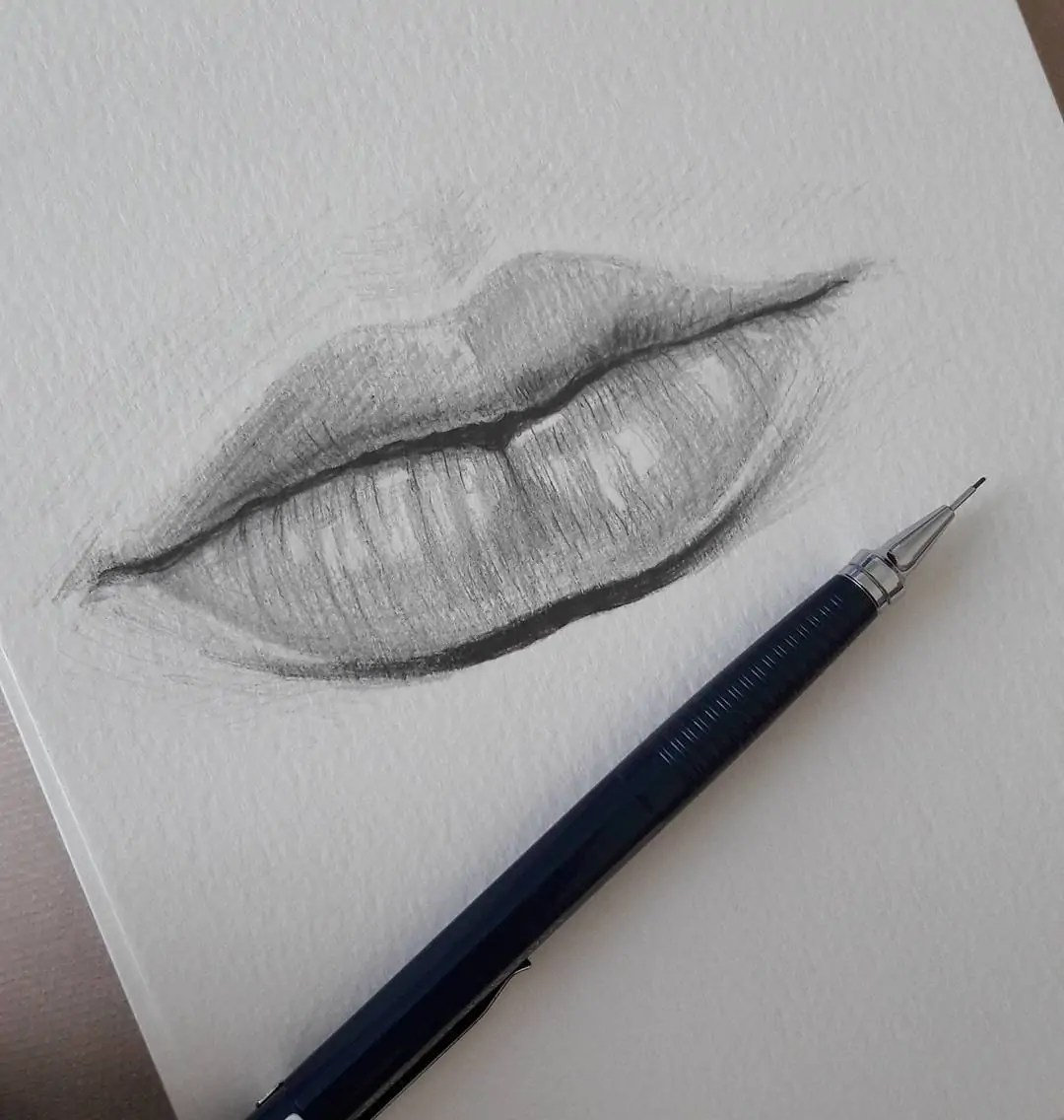 100+ Stunning Realistic Portrait Drawings 327