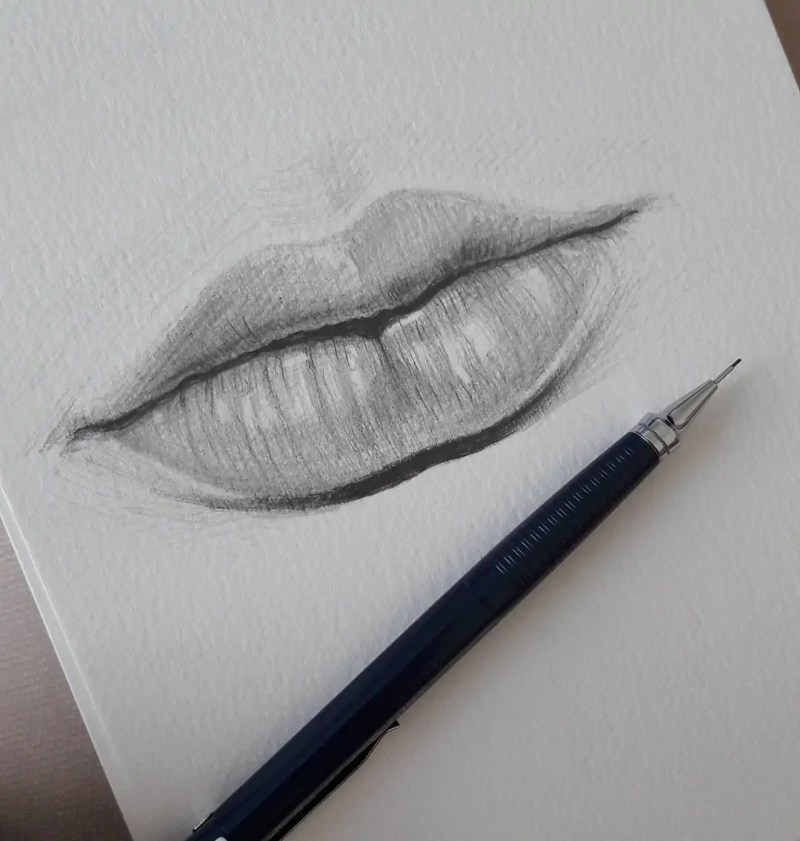 100+ Stunning Realistic Portrait Drawings 137