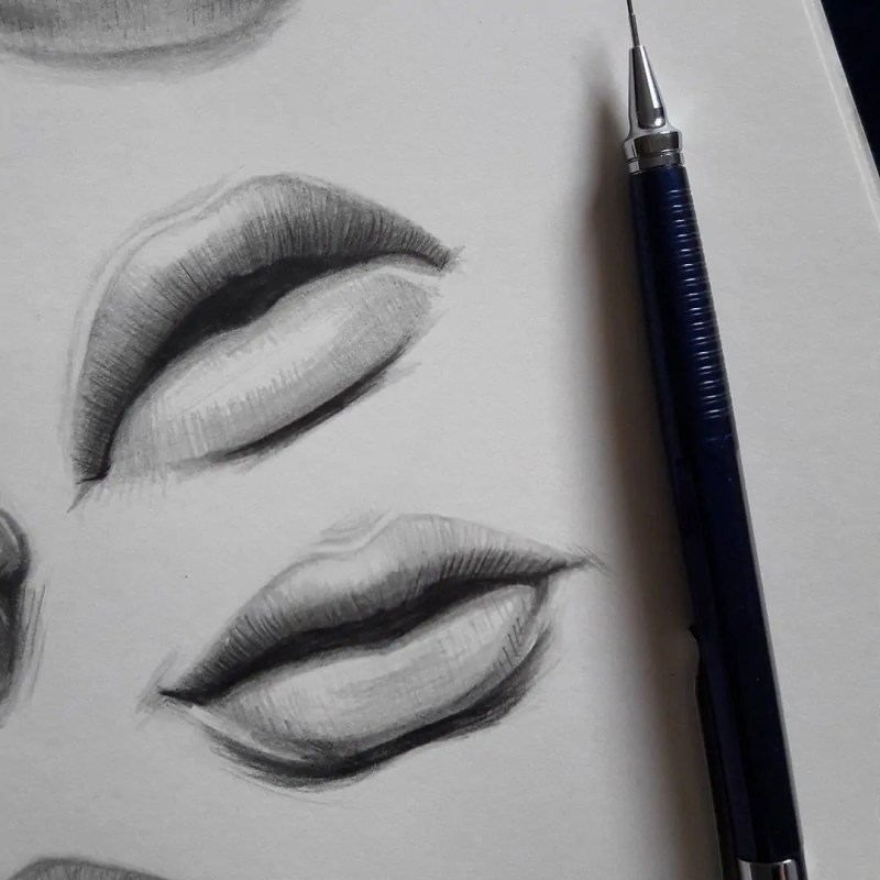 100+ Stunning Realistic Portrait Drawings 125