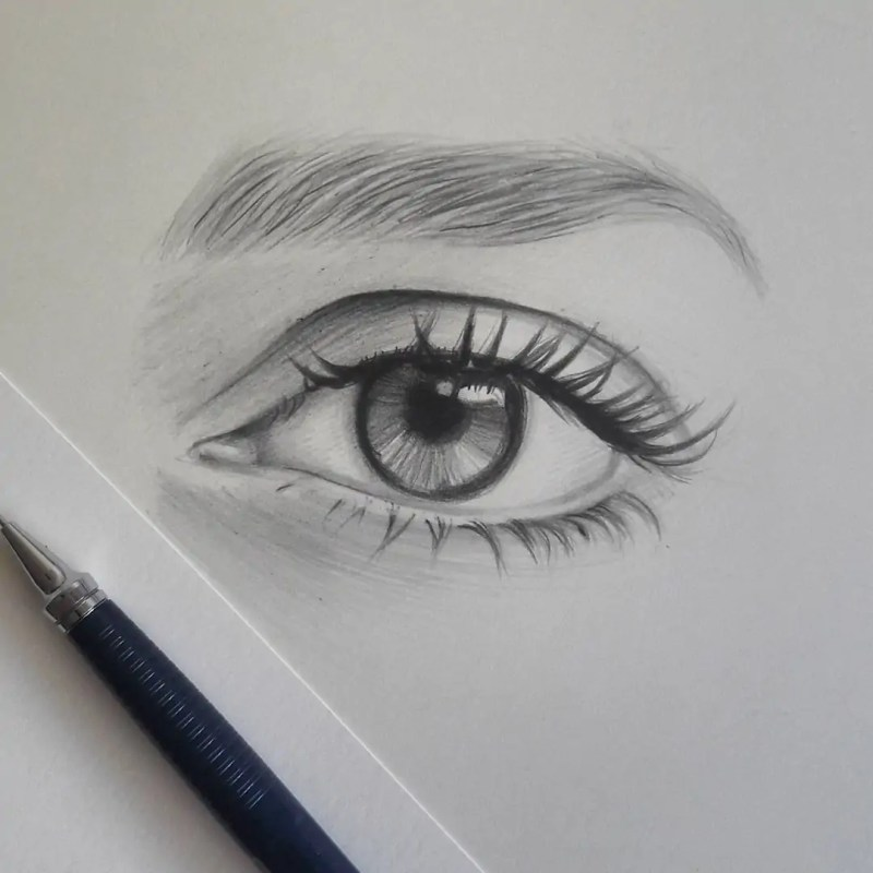 100+ Stunning Realistic Portrait Drawings 123