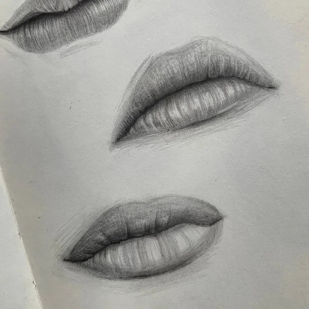100+ Stunning Realistic Portrait Drawings 219