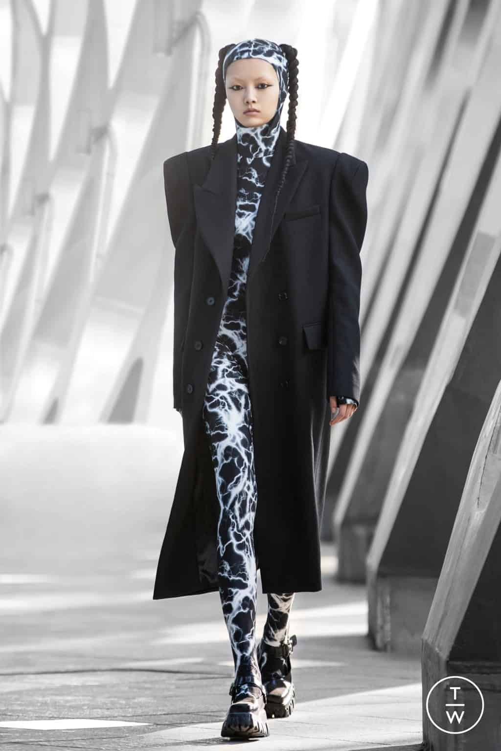 ANNAKIKI FALL/WINTER 2021 — Look 38