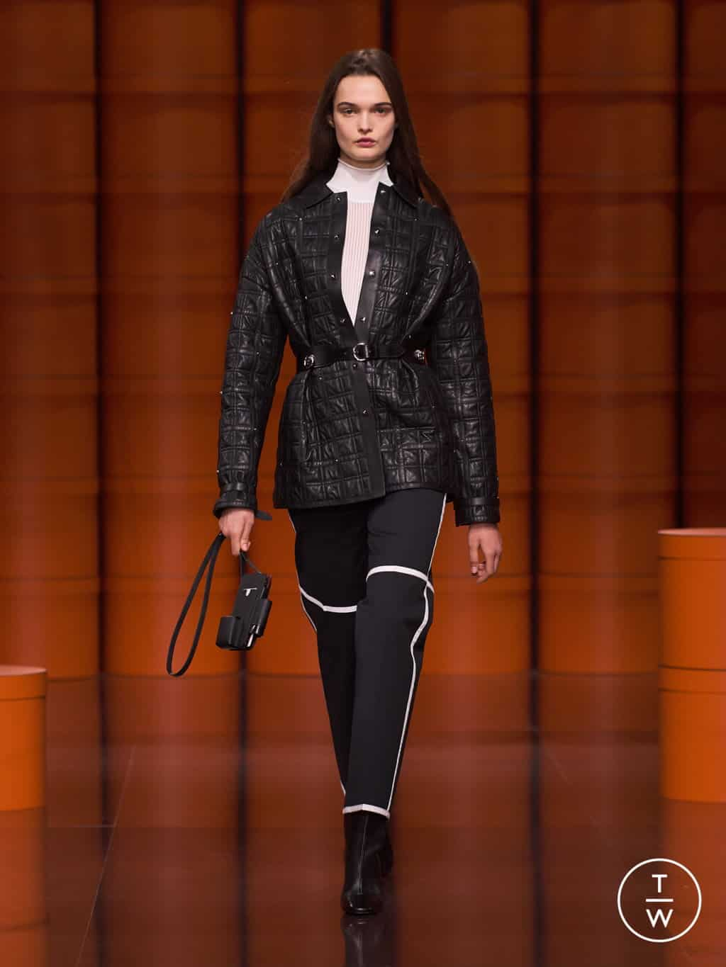 HERMÈS FALL/WINTER 2021 — Look 14