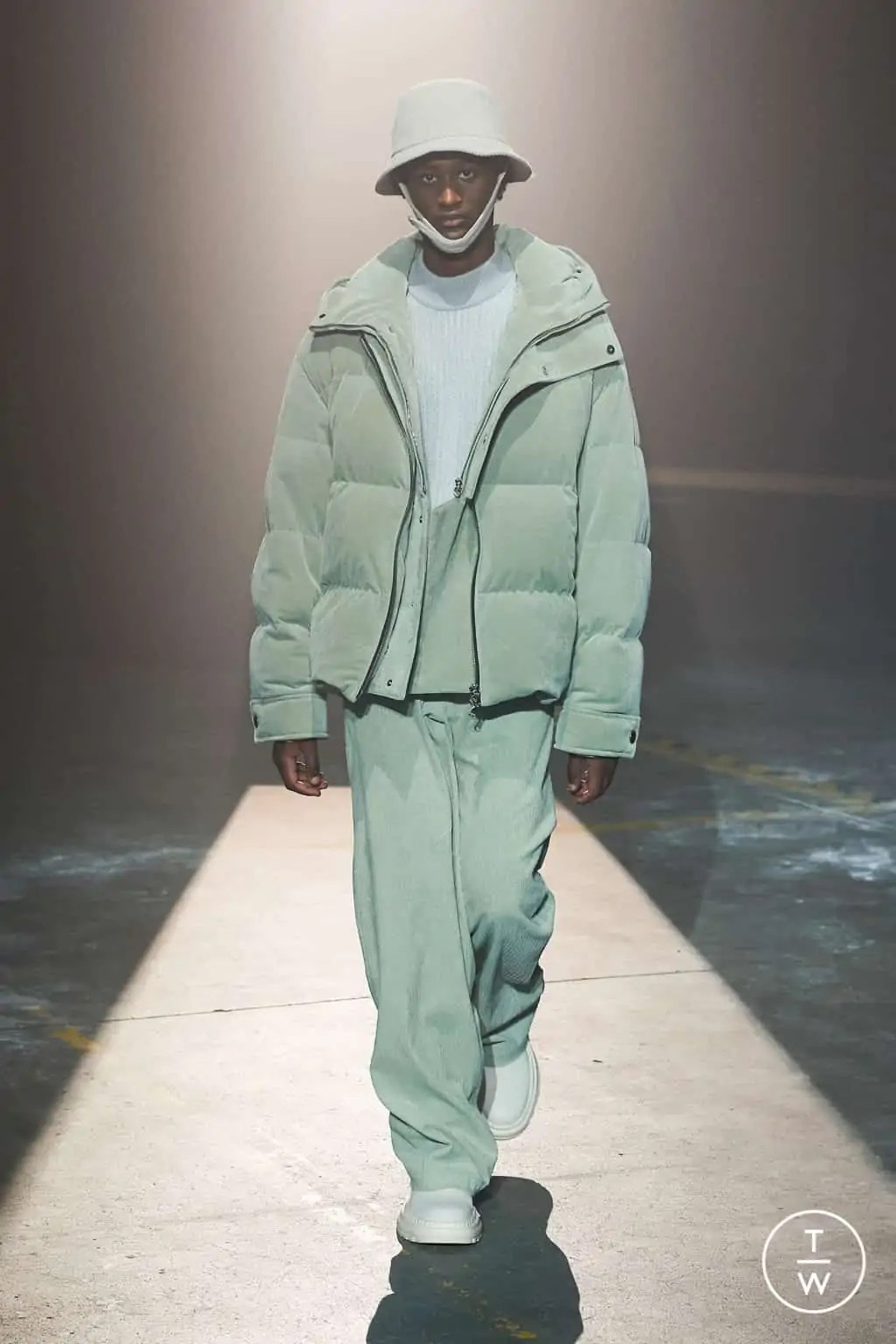 SOLID HOMME FALL/WINTER 2021 — Look 17 5
