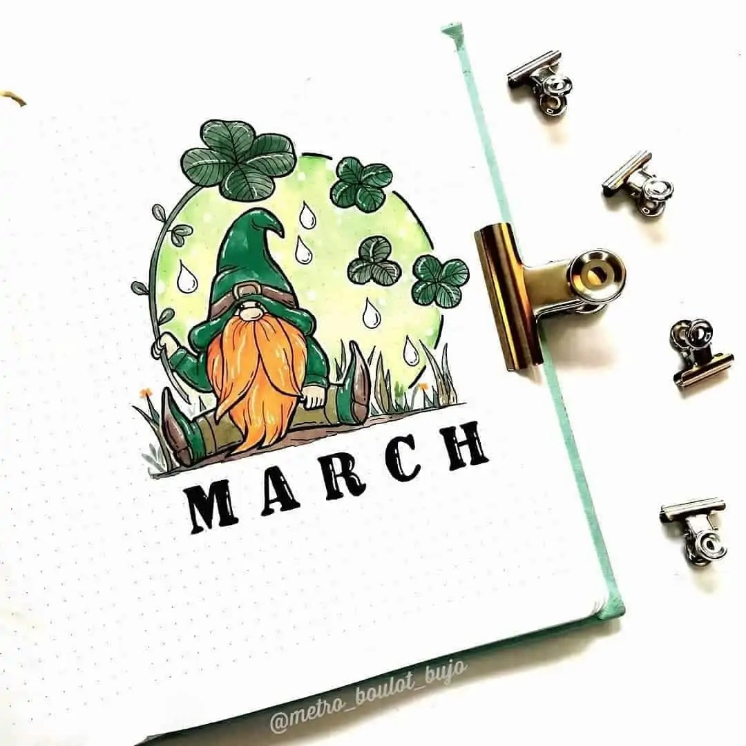 100+ Bullet Journal Ideas that you have to see and copy today! 84