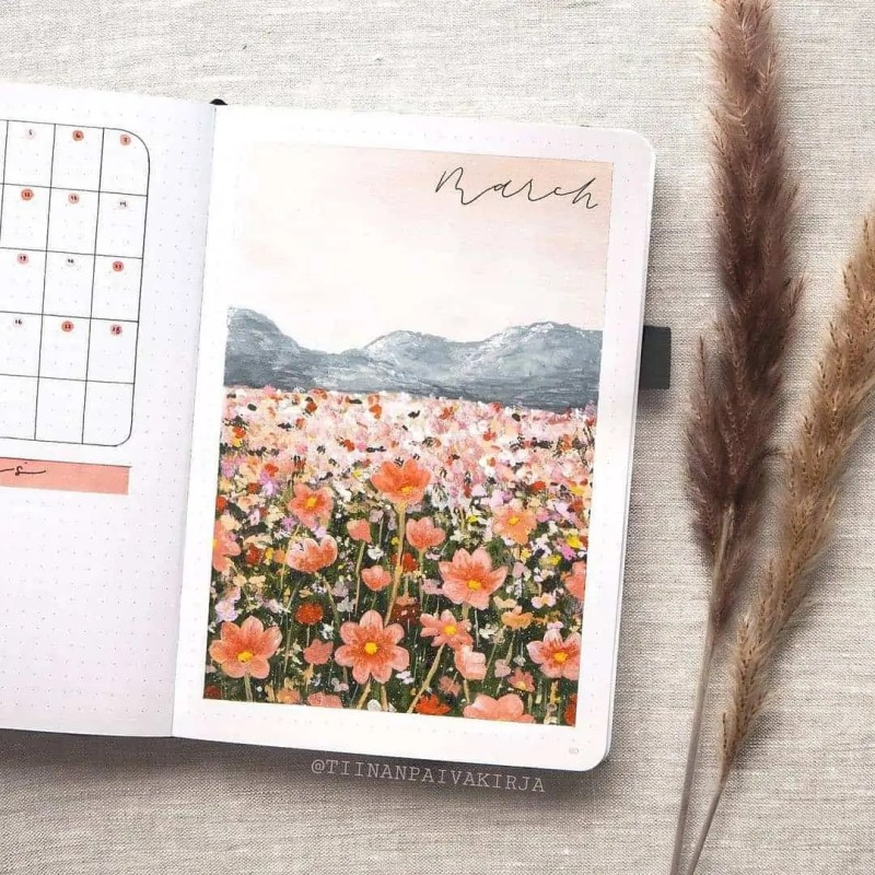 100+ Bullet Journal Ideas that you have to see and copy today! 342