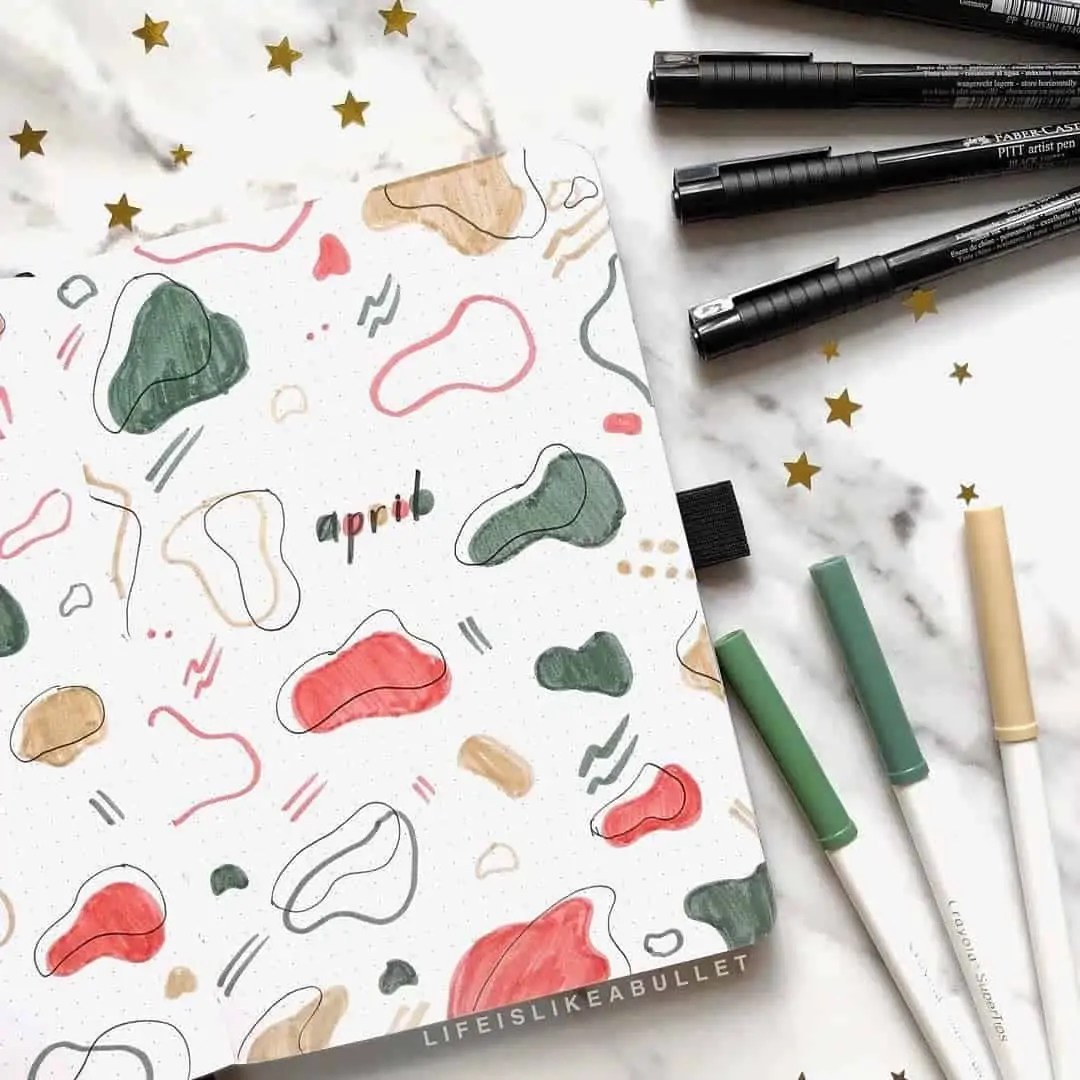 100+ Bullet Journal Ideas that you have to see and copy today! 156