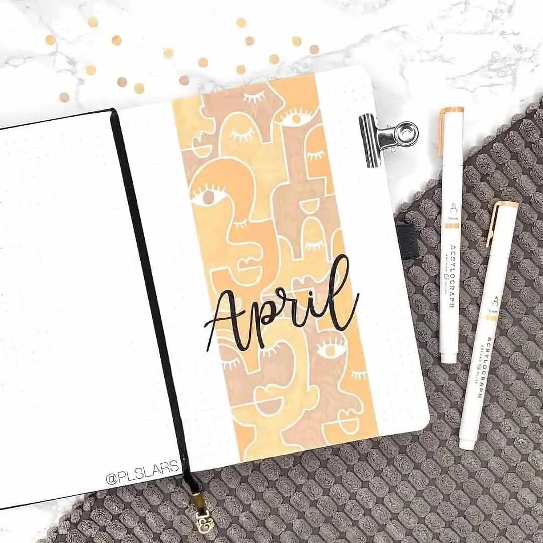 100+ Bullet Journal Ideas that you have to see and copy today! 114