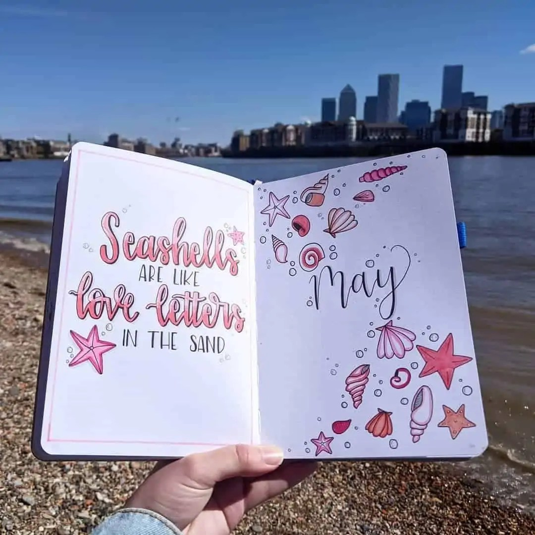 100+ Bullet Journal Ideas that you have to see and copy today! 178