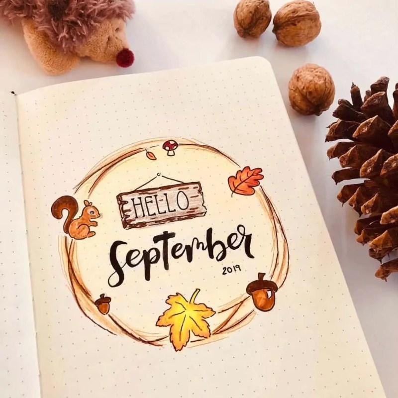 100+ Bullet Journal Ideas that you have to see and copy today! 678