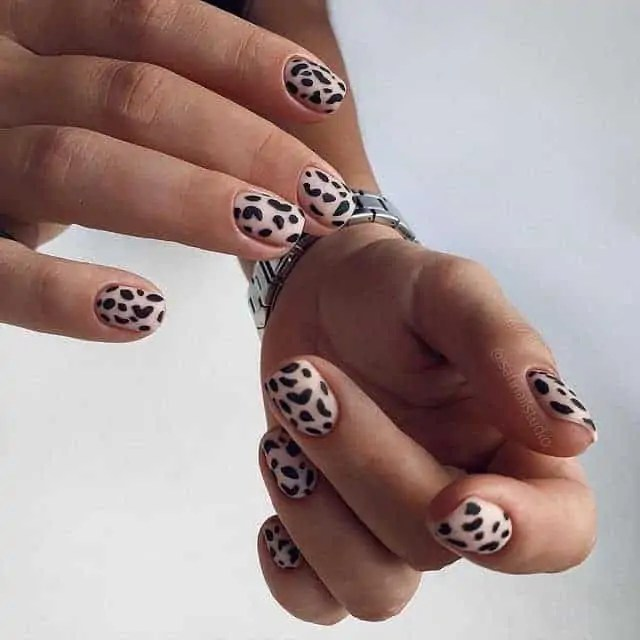 Fall Nails Ideas that you have to see 87