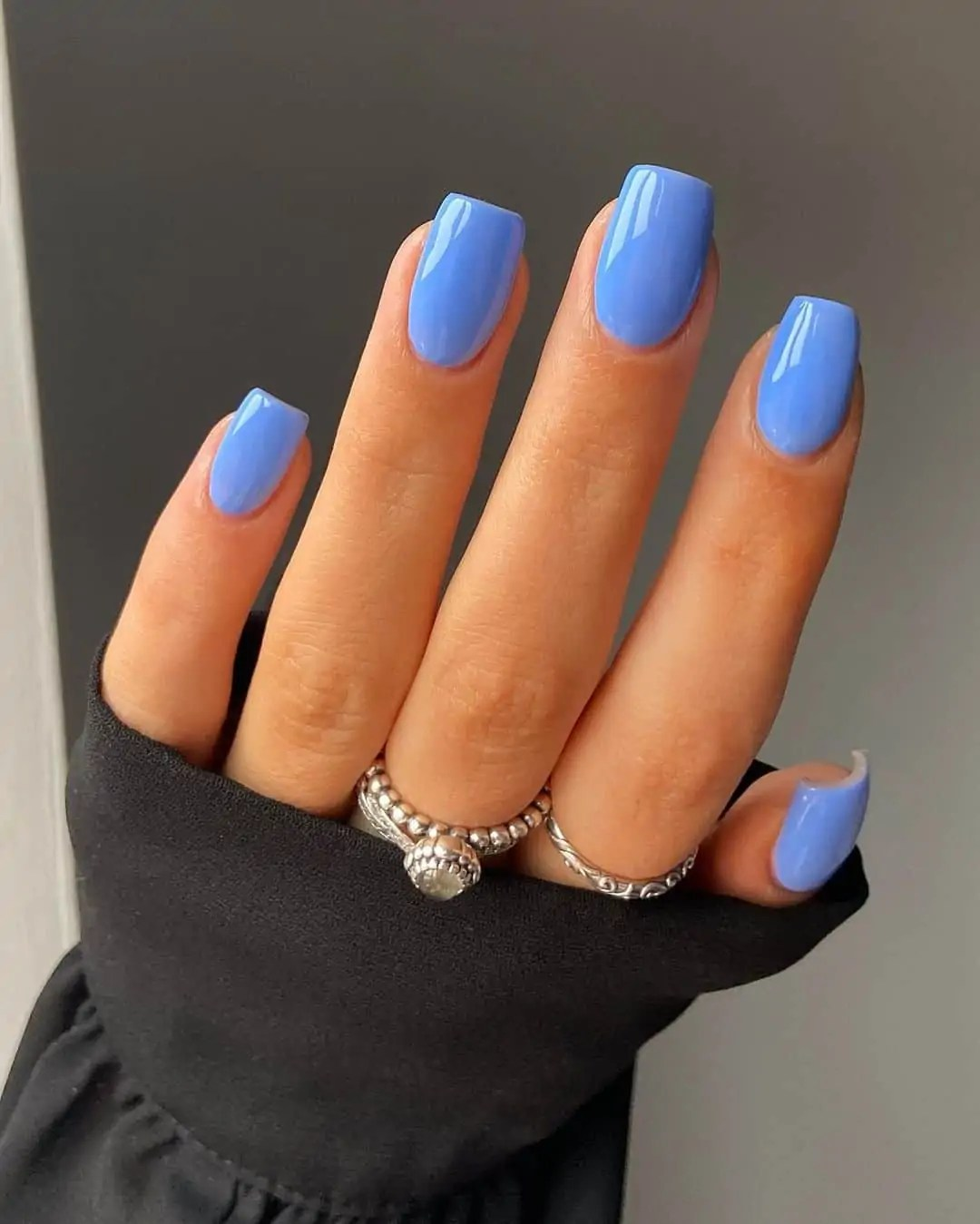 Fall Nails Ideas that you have to see 101