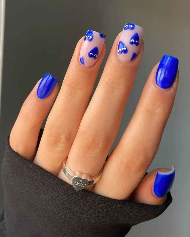 Fall Nails Ideas that you have to see 205