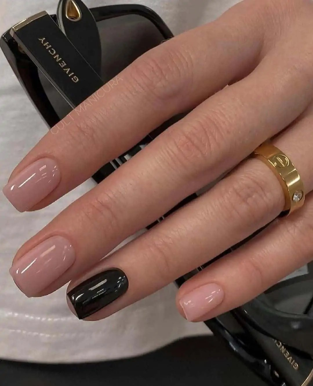 Fall Nails Ideas that you have to see 113