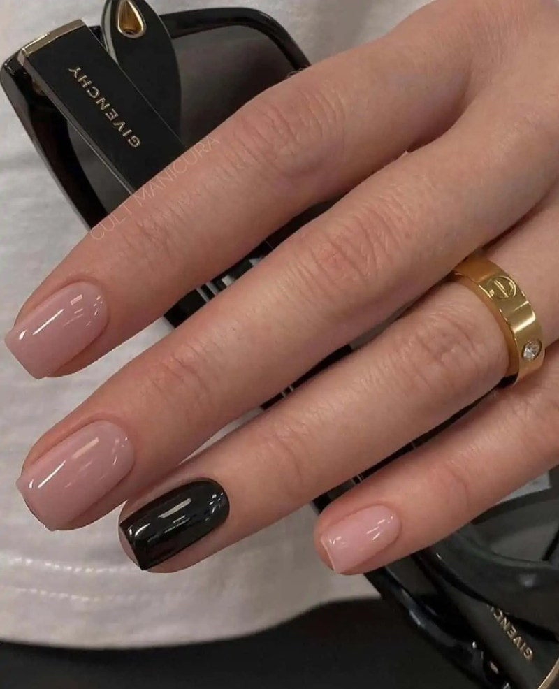 Fall Nails Ideas that you have to see 215