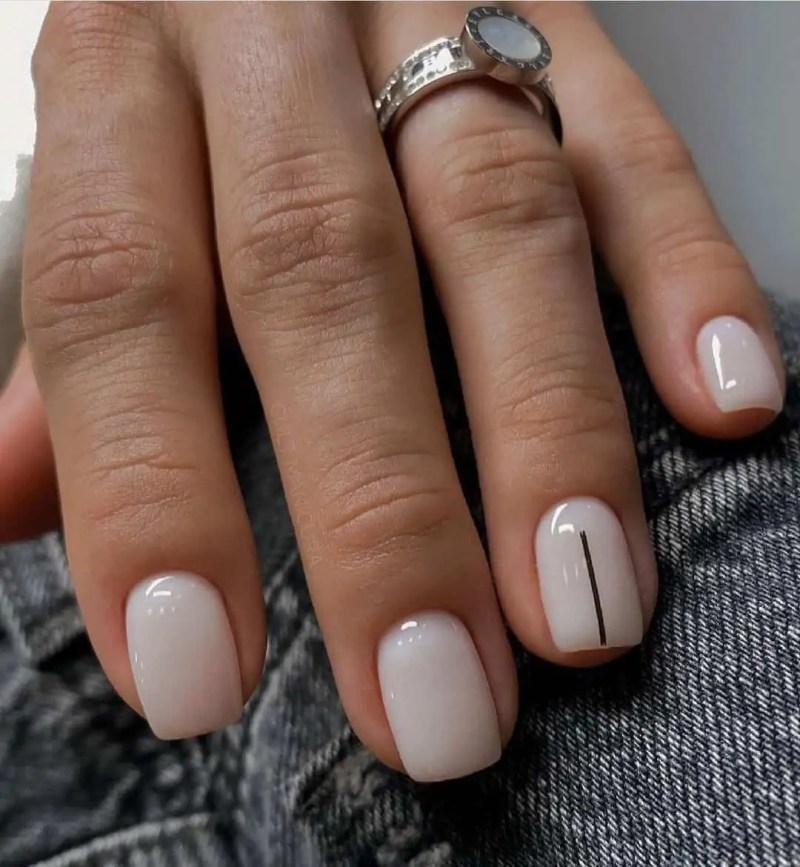 Fall Nails Ideas that you have to see 129