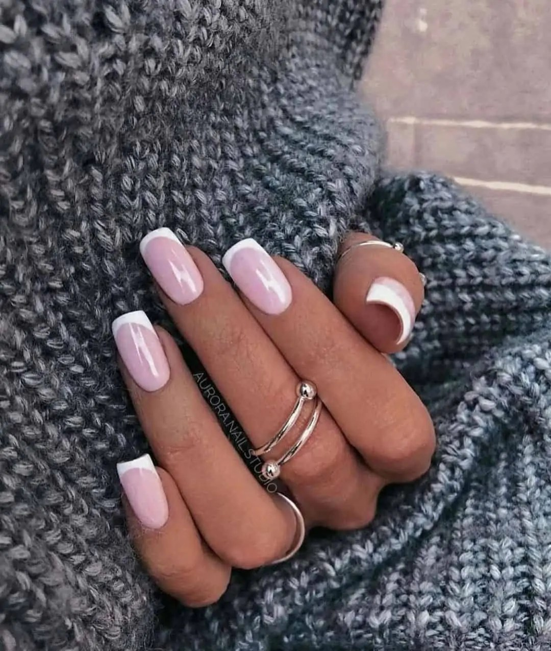 Fall Nails Ideas that you have to see 25