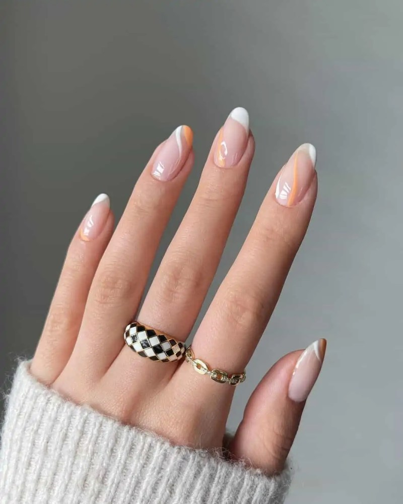 Fall Nails Ideas that you have to see 131
