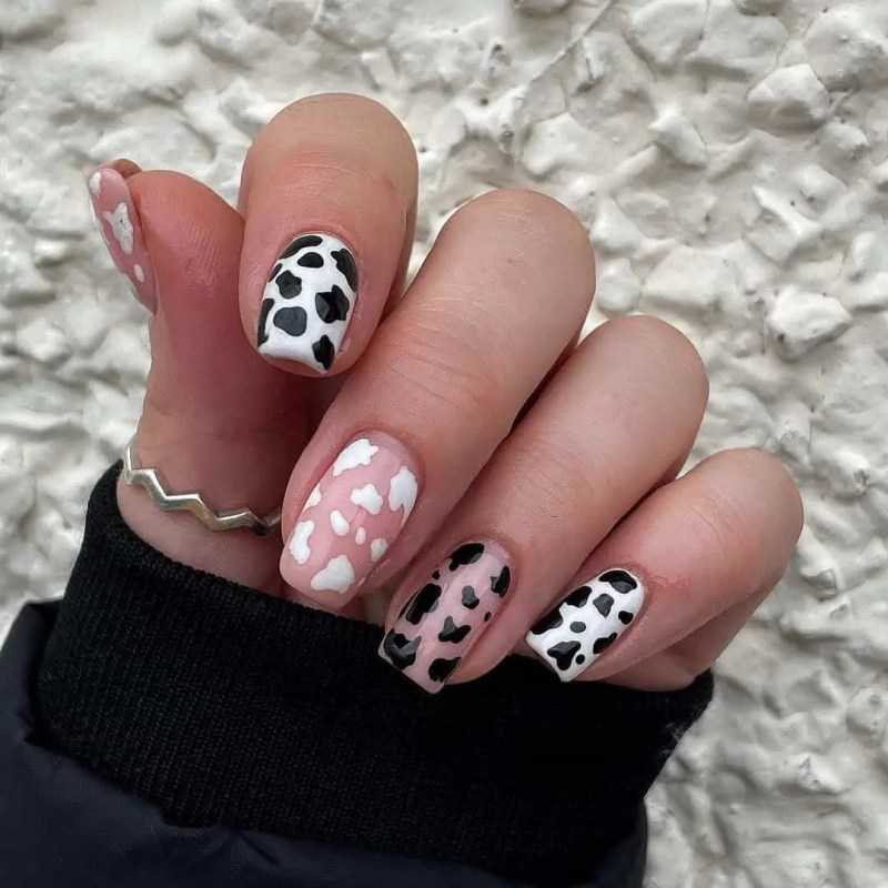 Fall Nails Ideas that you have to see 219