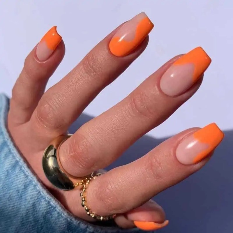Fall Nails Ideas that you have to see 221