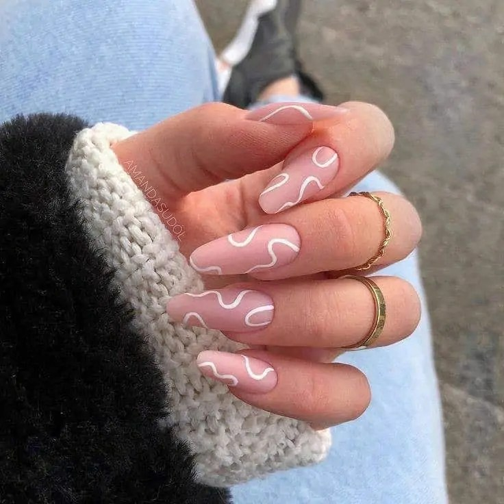 Fall Nails Ideas that you have to see 223