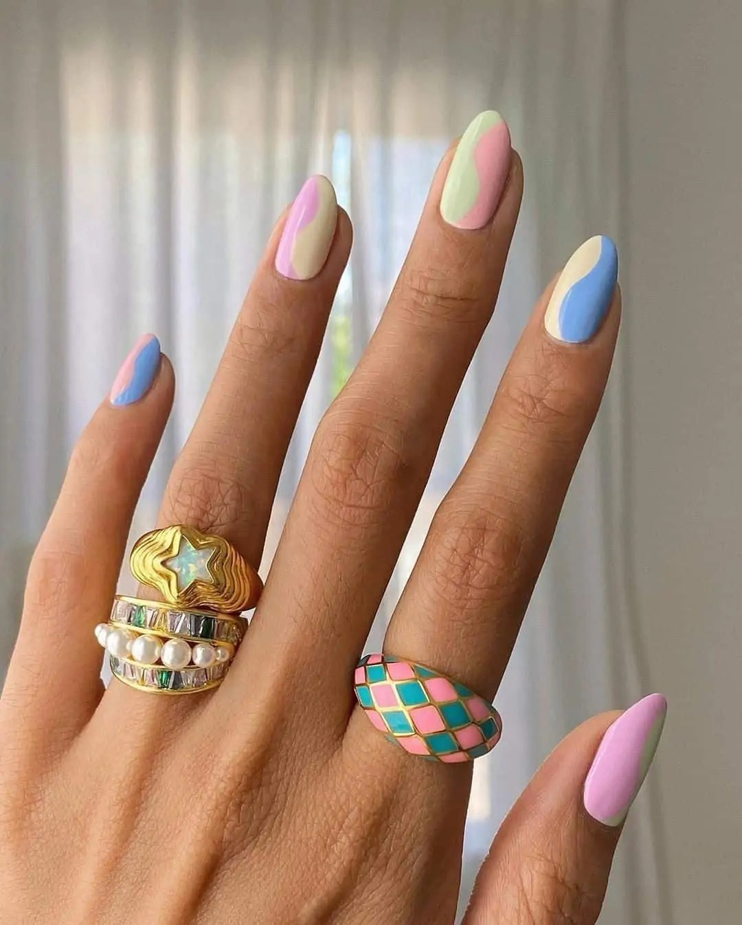 Fall Nails Ideas that you have to see 37