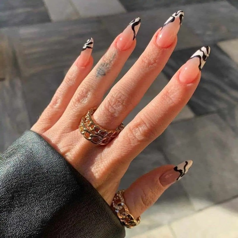 Fall Nails Ideas that you have to see 233