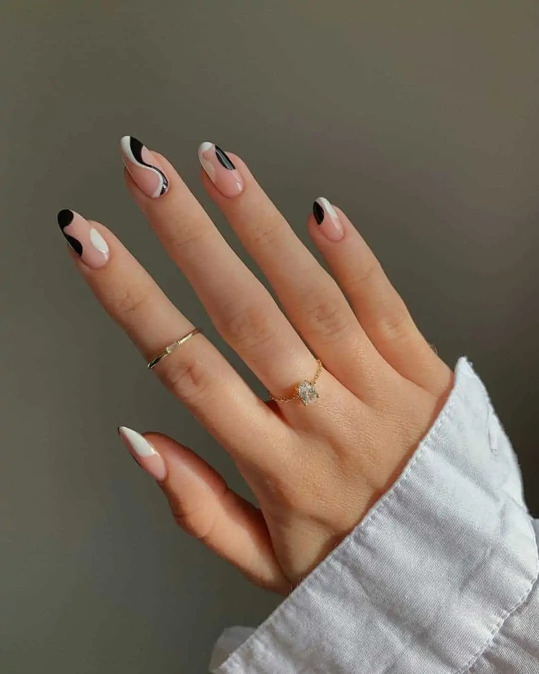 Fall Nails Ideas that you have to see 147