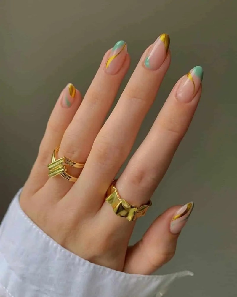 Fall Nails Ideas that you have to see 253
