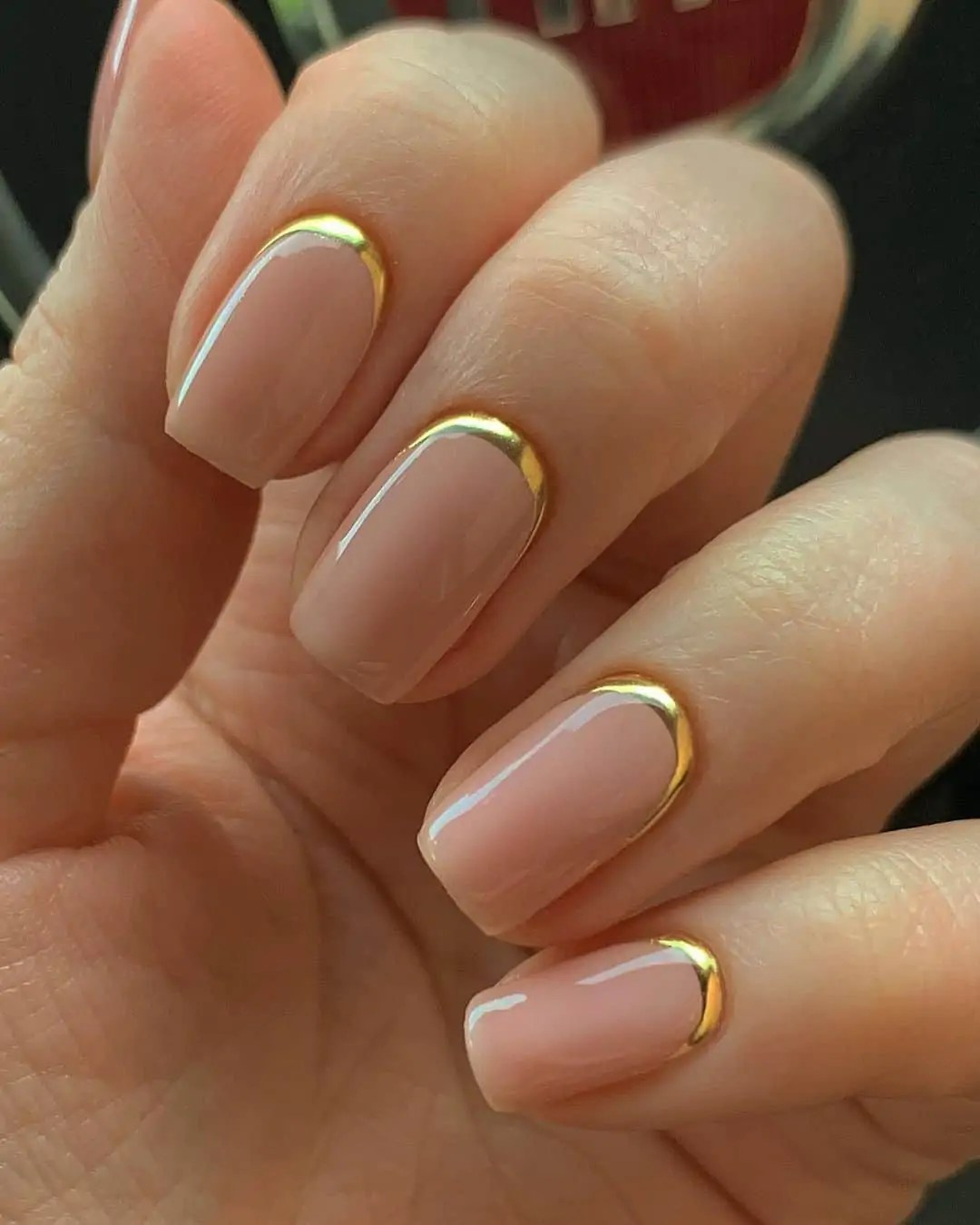 Fall Nails Ideas that you have to see 71