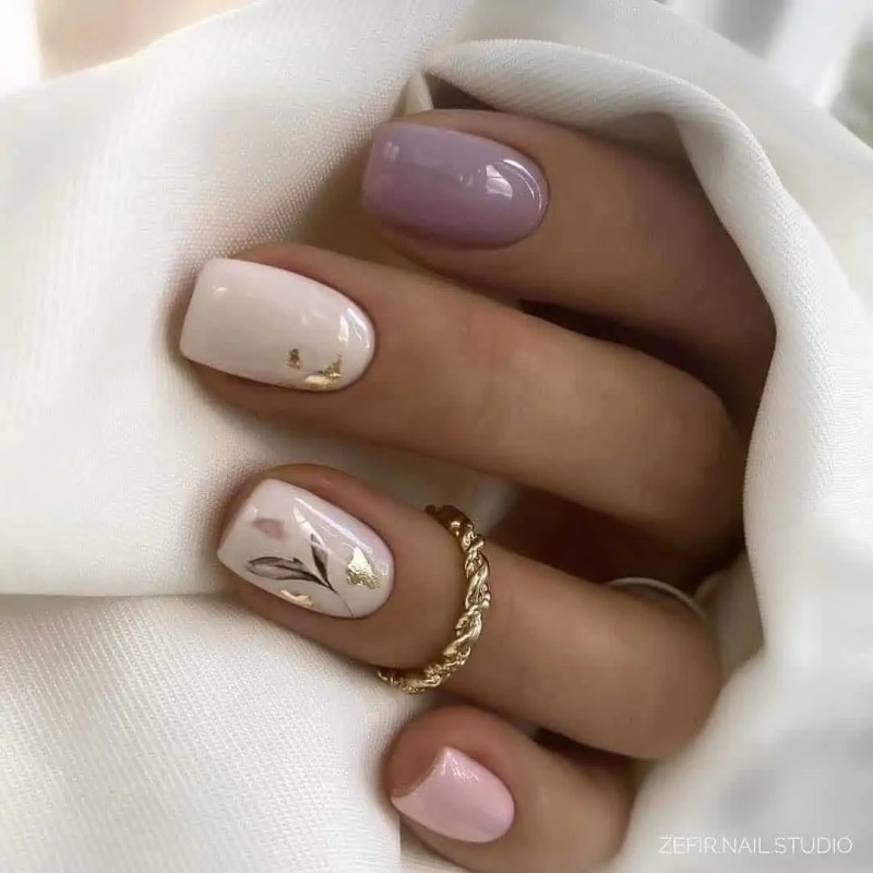 Fall Nails Ideas that you have to see 259