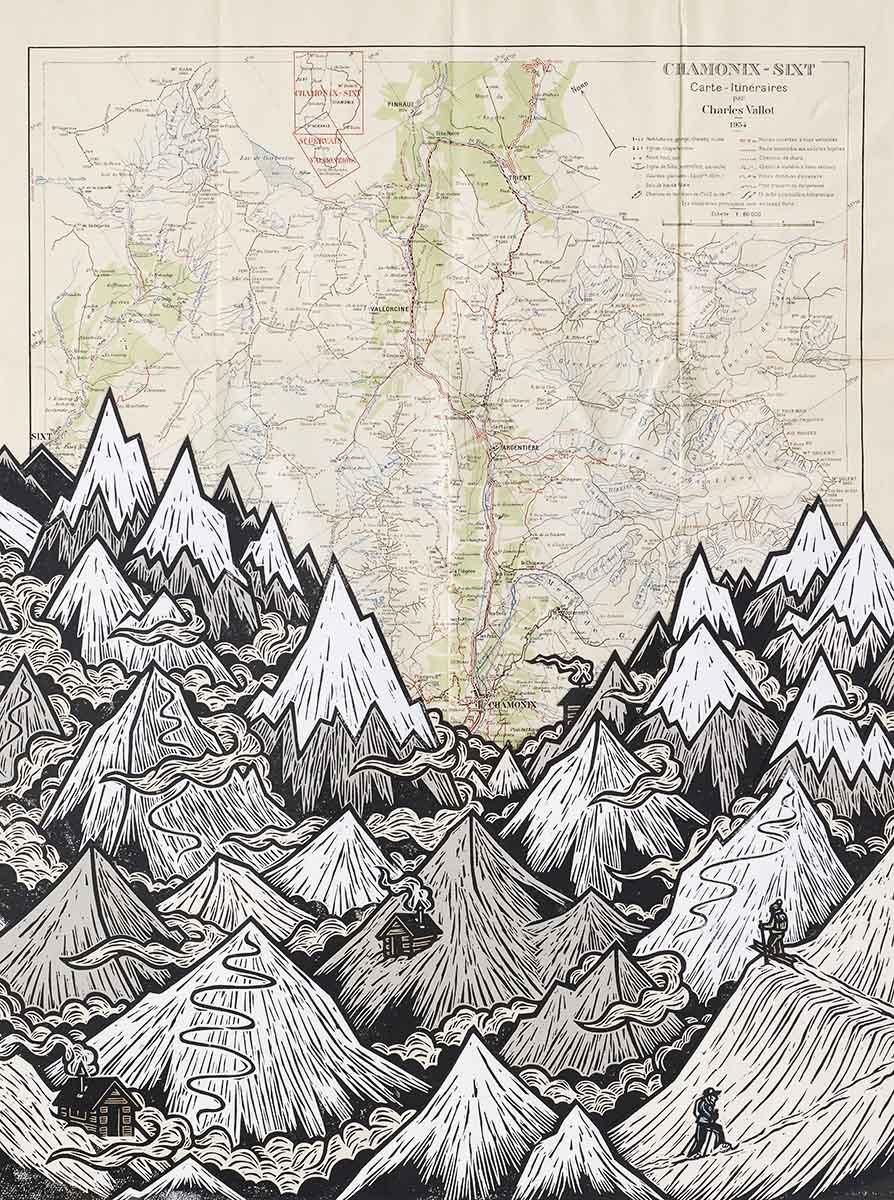 Title: Chamonix-Sixt (2018) - Personal Work. —John Fellows