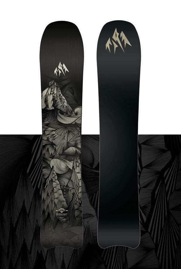 Jones Snowboard Design. –Joseph Toney