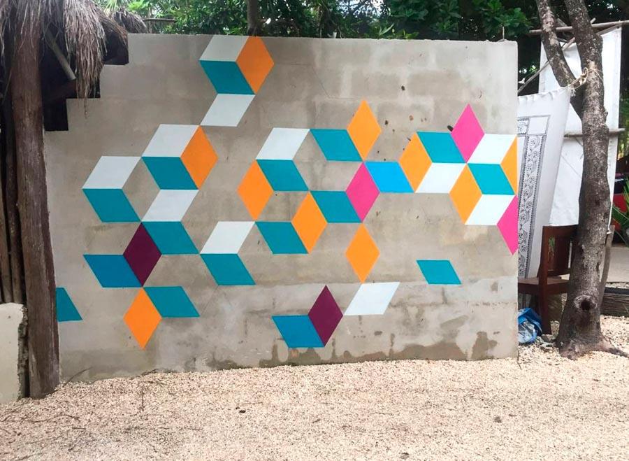Tulum, Mexico, October 2017. –Lindz & Lamb
