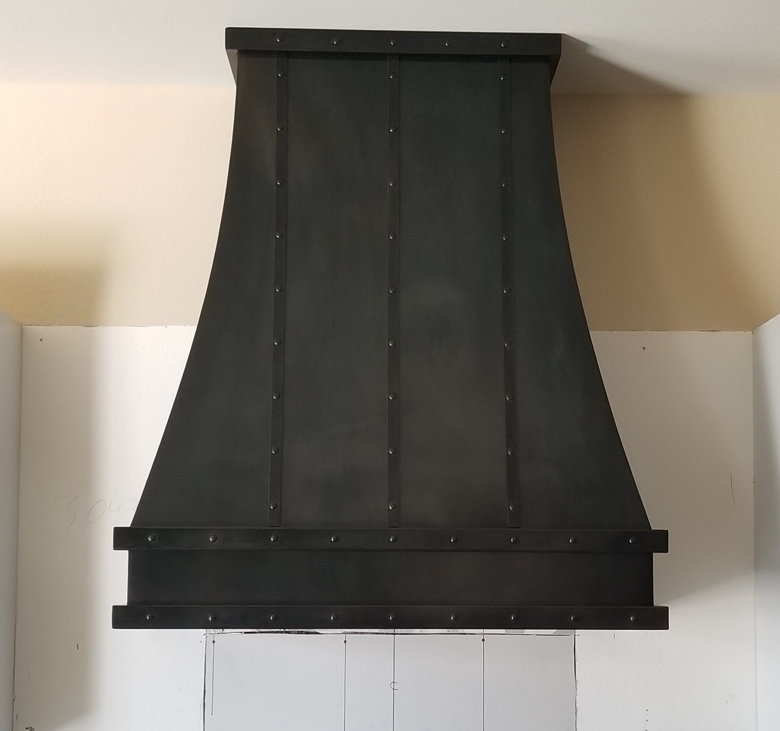 Custom Range Hoods  Oven Hoods  Artistic Alloys  Design LLC