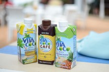 Our coconut water drinks