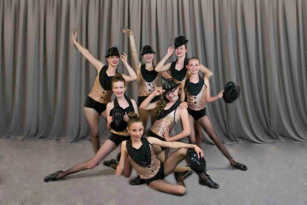 Jazz Dance Classes - Artistic Company