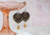 Arabic earrings